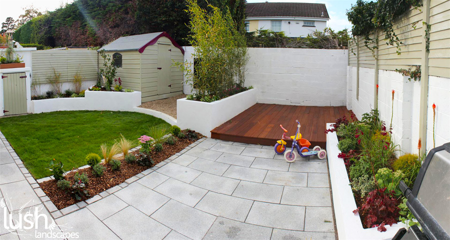 Home lush landscapes for Garden design kilkenny